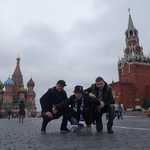 Gipsy (Moskau) - 10 Years Phlatline Russia - 27.09.2014