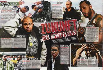 SPRACHTOT Bericht / Bravo Hip Hop Special Maerz 2008