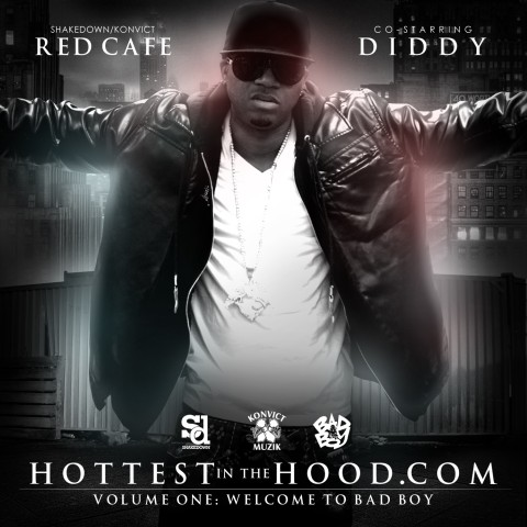 DJ Ron and DJ Shusta on Red Cafe & Diddy Mixtape