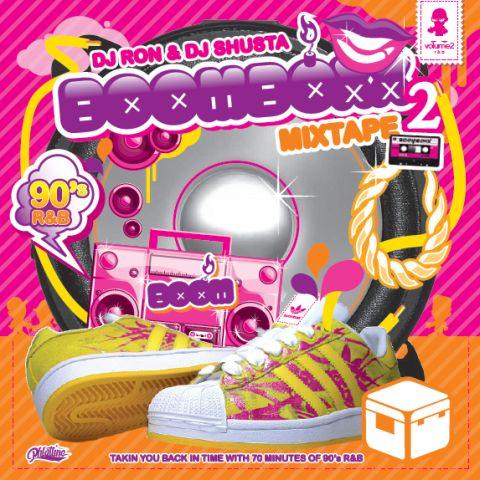 "DJ RON & DJ SHUSTA \""Boomboxx 2\"""