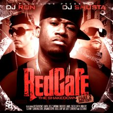 "DJ RON & DJ SHUSTA ""Red Cafe - The Shakedown Part 2\"""
