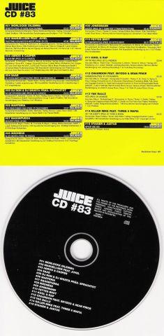 DJ RON & DJ SHUSTA präsentieren SPRACHTOT / JUICE Maerz 2008 CD #83 Exclusive