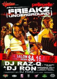DJ RON @ Pelle Pelle Party / Parkhotel / Dresden