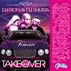 """DJ RON & DJ SHUSTA \""""the r&b takeover (moscow)\"""" hosted by TIMATI"""